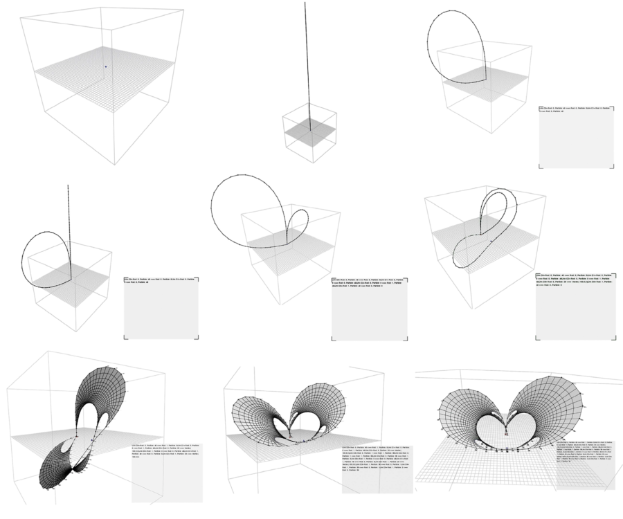 A COMPARATIVE OVERVIEW OF GENERATIVE APPROACHES FOR COMPUTATIONAL FORM-FINDING OF BENDING-ACTIVE TENSILE STRUCTURES