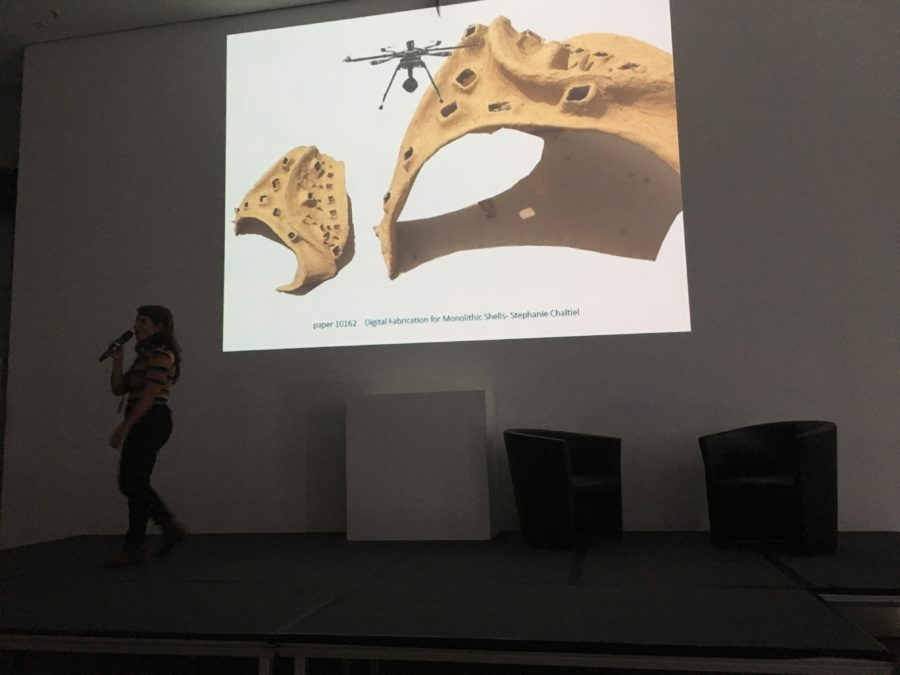 Scientific Papers and Public talks: Monolithic Earthen Shells & Robotic Fabrication