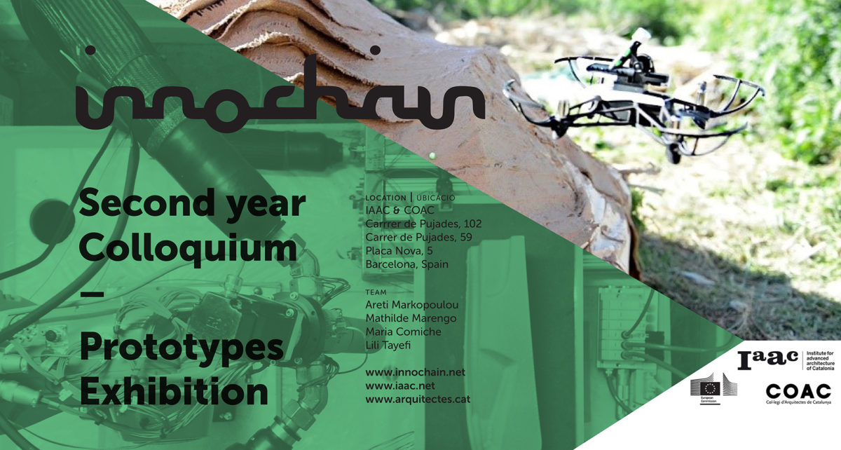 "Second Year Colloquium and Research Exhibition ""Prototypes"" in Barcelona on February 12-14, 2018"