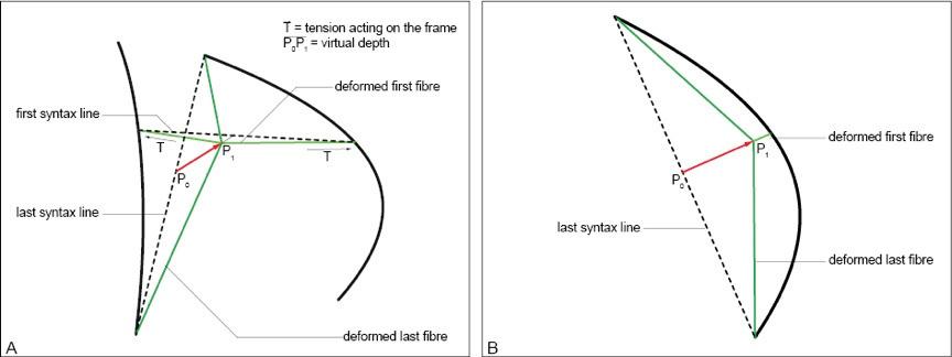 Fibre-Fibre Interaction for 2012 Pavilion (La Magna et al, 2014)