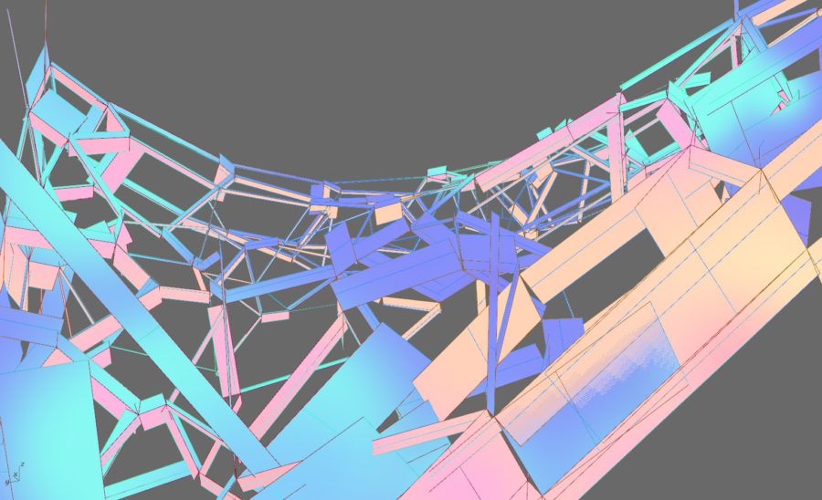 Applying Machine Learning for Real-time Structural Reinforcement